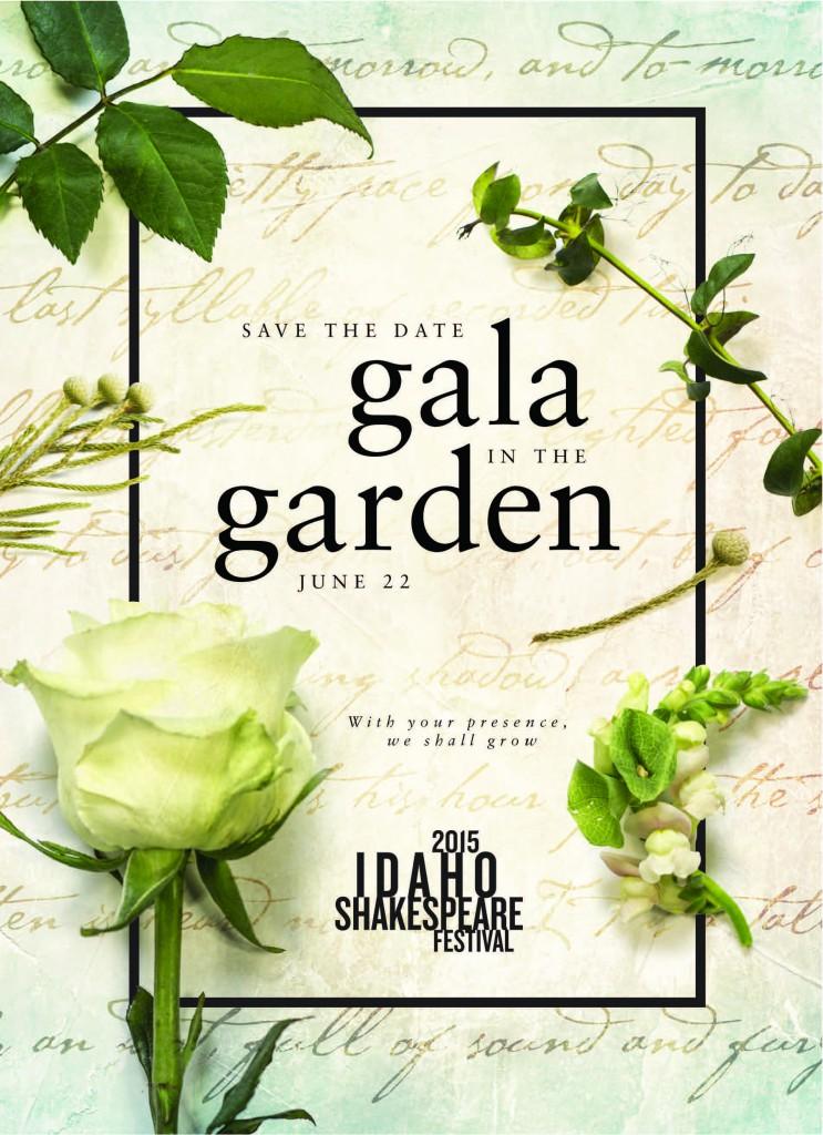 2015 Gala design