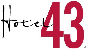 Hotel43_Logo_single_Color