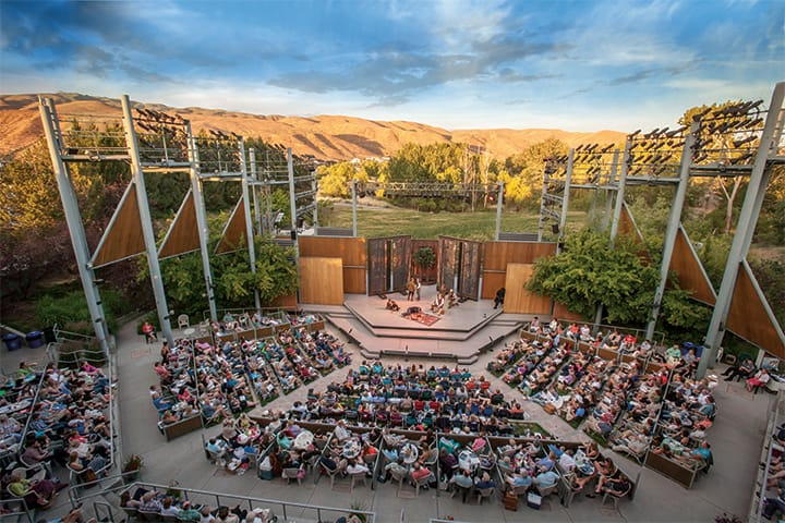 The Amphitheater Experience - Idaho Shakespeare Festival